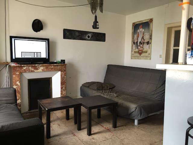 Appartement - Centre ville - 5 minutes de Comédie - Montpellier - Flat
