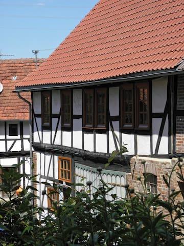 Öko-Ferienwohnung Edertal - Edertal - Lägenhet