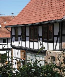 Öko-Ferienwohnung Edertal - Edertal - Pis