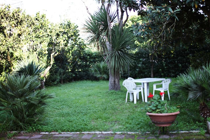 Orange Garden - Villa near the sea - Minturno - Apartment