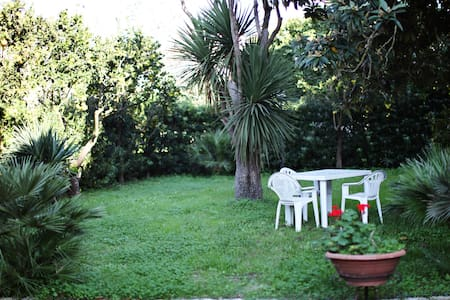 Orange Garden - Villa near the sea - Minturno - 公寓