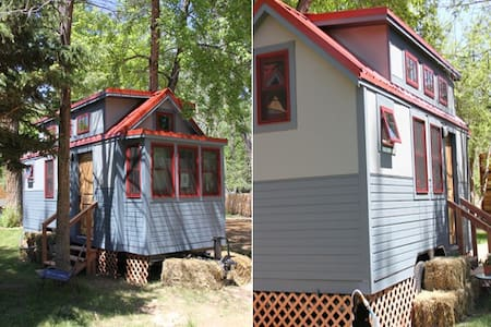 "WeeCasa ""Tiny Home"" By The River - Lyons"