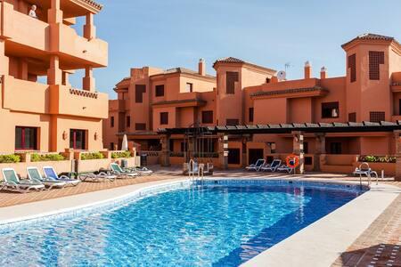 Cozy Apt in Paraiso Alto, Marbella, Great Location