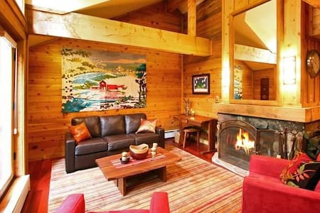 Mandan Cottage 36A, Walk to Resort - Sundance - Cabane