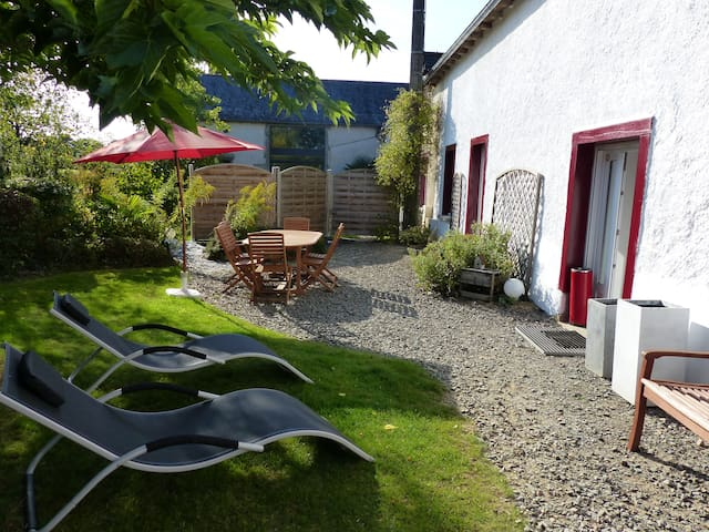 Gîte rural familial situé à 12 kms au nord de Rennes - Chasné-sur-Illet - Rumah