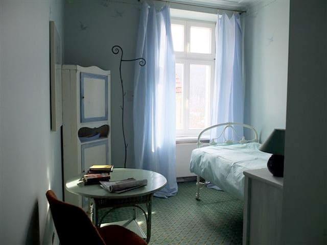 Blaues Zimmer - Buckow (Märkische Schweiz) - Pousada