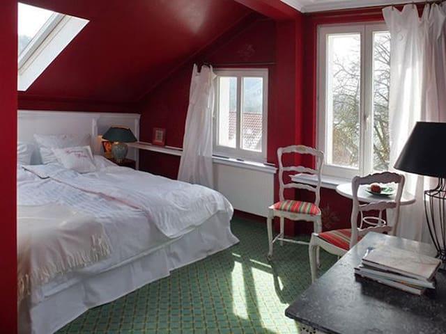 Rotes Zimmer - Buckow (Märkische Schweiz) - Pousada
