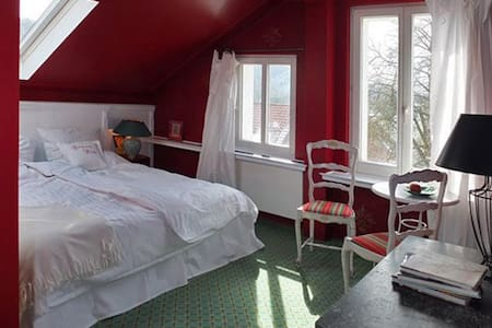 Rotes Zimmer - Bed & Breakfast