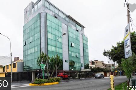 Luxury suites #  5/4/305, EQUIPADA - Miraflores
