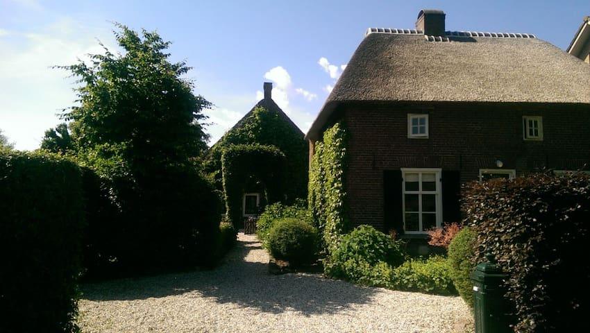 Landelijk gelegen boerenwoning - Ravenstein - Casa