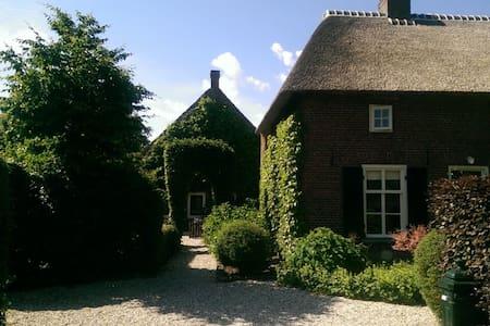 Landelijk gelegen boerenwoning - Ravenstein