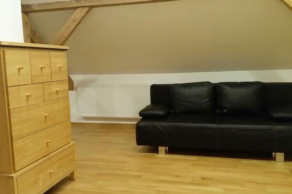 Living Room / Wohnbereich