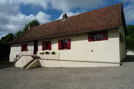 Farmhouse In Cavron-Saint-Martin - Cavron-Saint-Martin - Hus