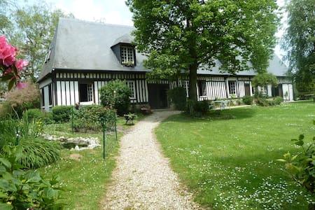 Les Hêtres - Saint-Martin-aux-Buneaux - Дом