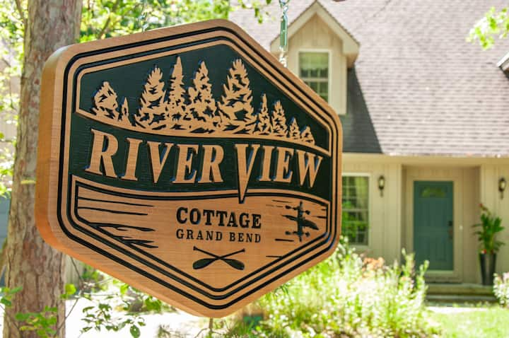 *New Listing* Riverview Cottage Spacious 4 Bedroom