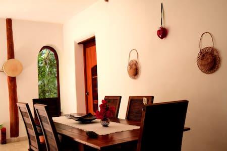 Margherita's Healing House - pino suarez-Tulum - House