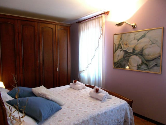 Quiet and comfort at Roppolo - Roppolo - Apartament