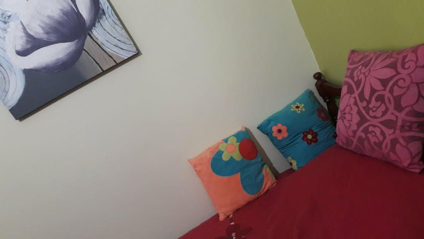1 bedroom in a house in Nicosia
