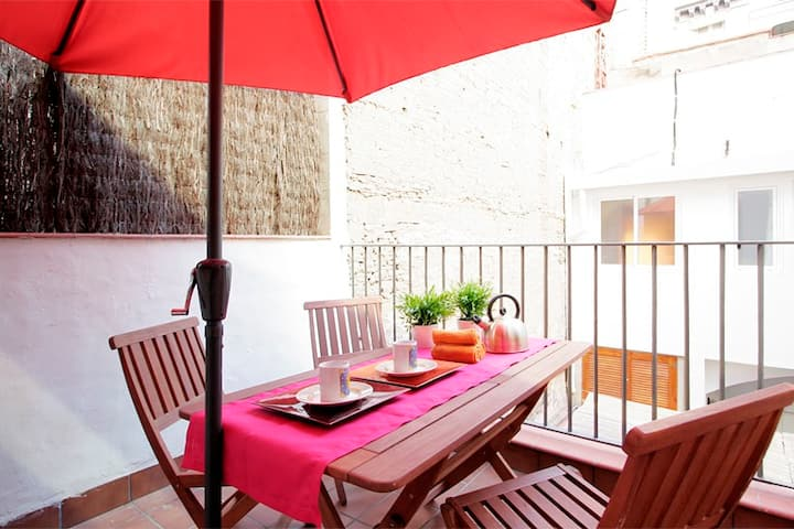 Apartment A- Barcelona Centre - Gothic Quarter