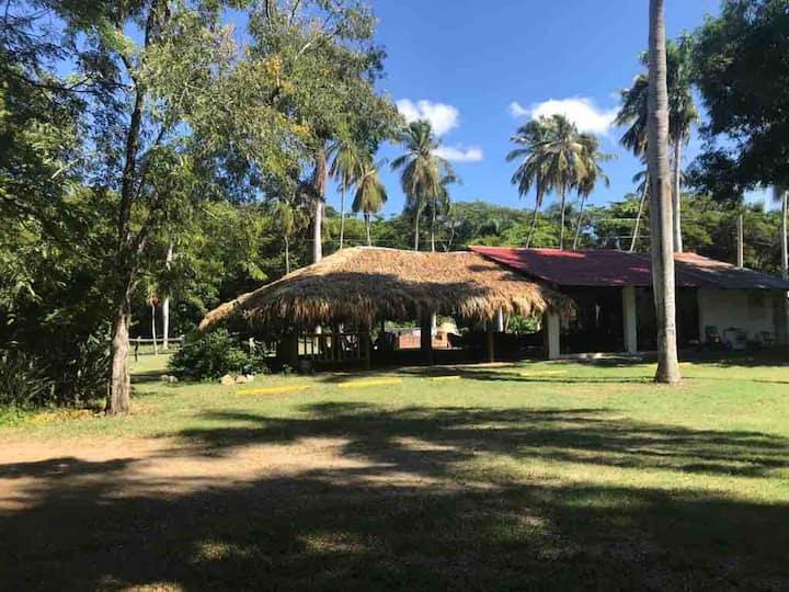 Hacienda Jopito, finca ecológica / pasadia y bodas
