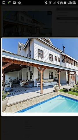 Beautiful family Home holiday swap - Kengies, Sandton - Hus