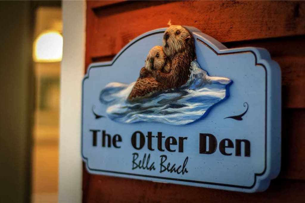 Welcome to the Otter Den