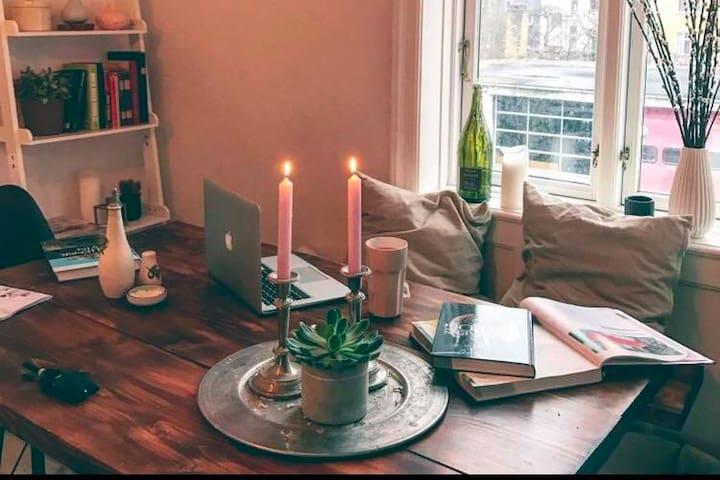 Homely room in Copenhagen! - Kopenhagen - Appartement