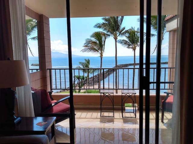 Your home w/ Ocean view and outdoor heated pool.