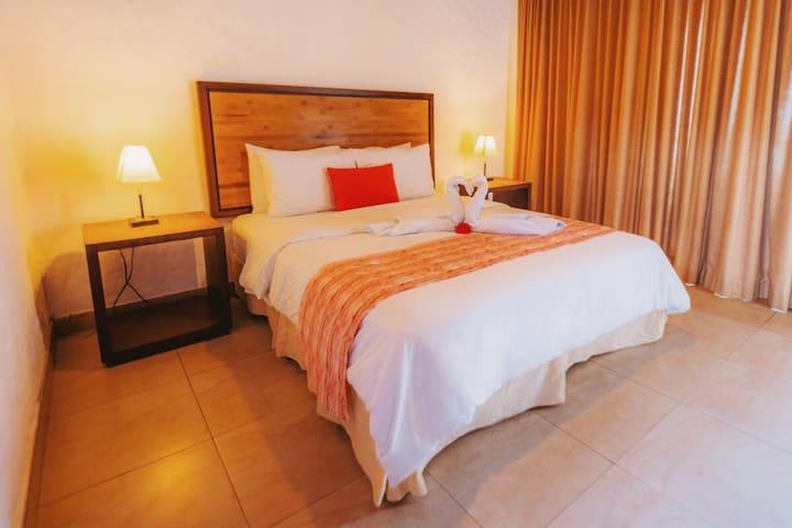 Hotel Baja Montañita.
