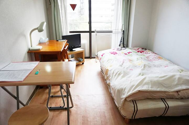 Ichijyo-IVY Semi-double bed type