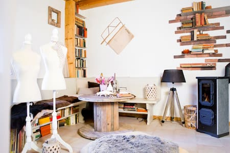 Cottage Number 9 romantisches Apartment - Urfahr - Appartamento