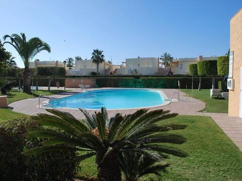 Naturist Apartment for rent in Vera Playa