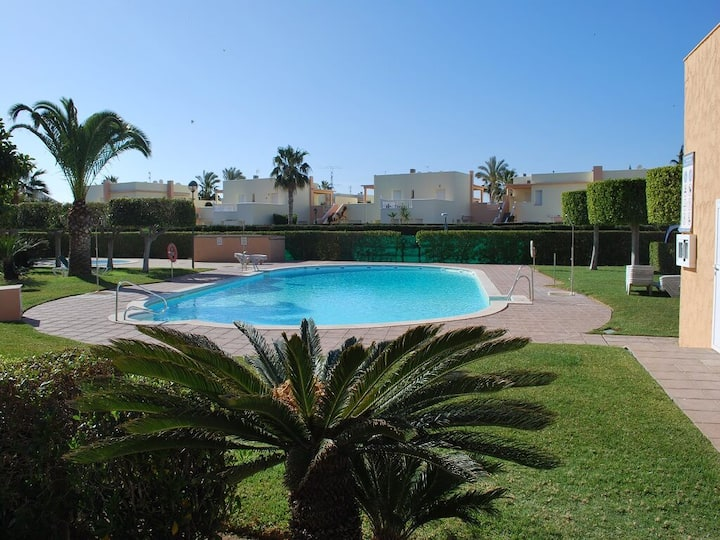 Naturist Apartment for rent in Vera Playa
