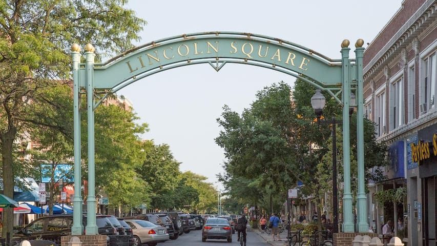 Guide to Ravenswood, Lincoln Square & Andersonville