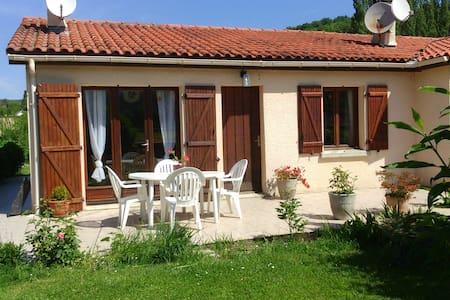 Maison dans les Pyrénées, 45min Toulouse - Sauveterre-de-Comminges