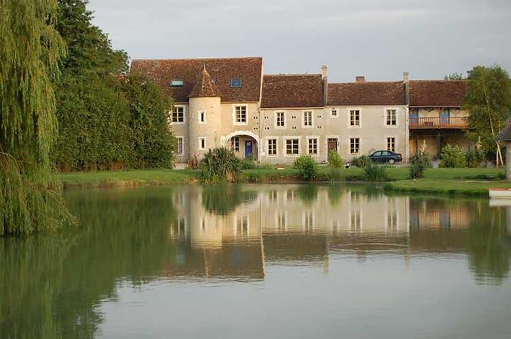 Coeur de Combray ( La Ferme) - Condé-sur-Ifs - Casa