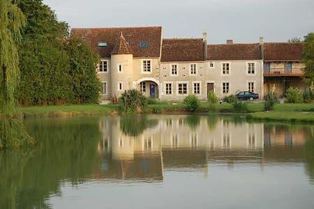 Coeur de Combray ( La Ferme) - Condé-sur-Ifs - House