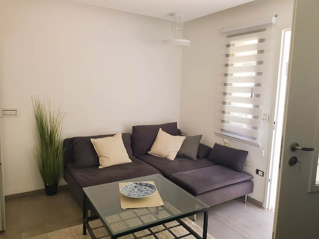 The Garden Galilee suite