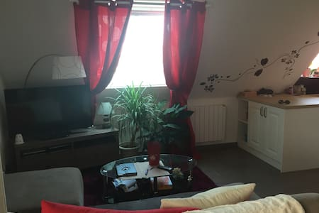 Chambre dans duplex à proximité d Obernai - Bischoffsheim