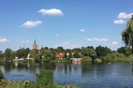 Traumhafter Inselblick für Zwei - Werder (Havel)