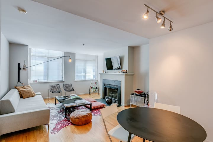 Private 1 bedroom CENTRALLY located