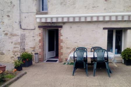 Charmante maison à 40 mn du Puy du fou - Bournezeau