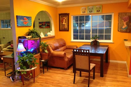 Van Nuys Spanish Style 5 bd Home