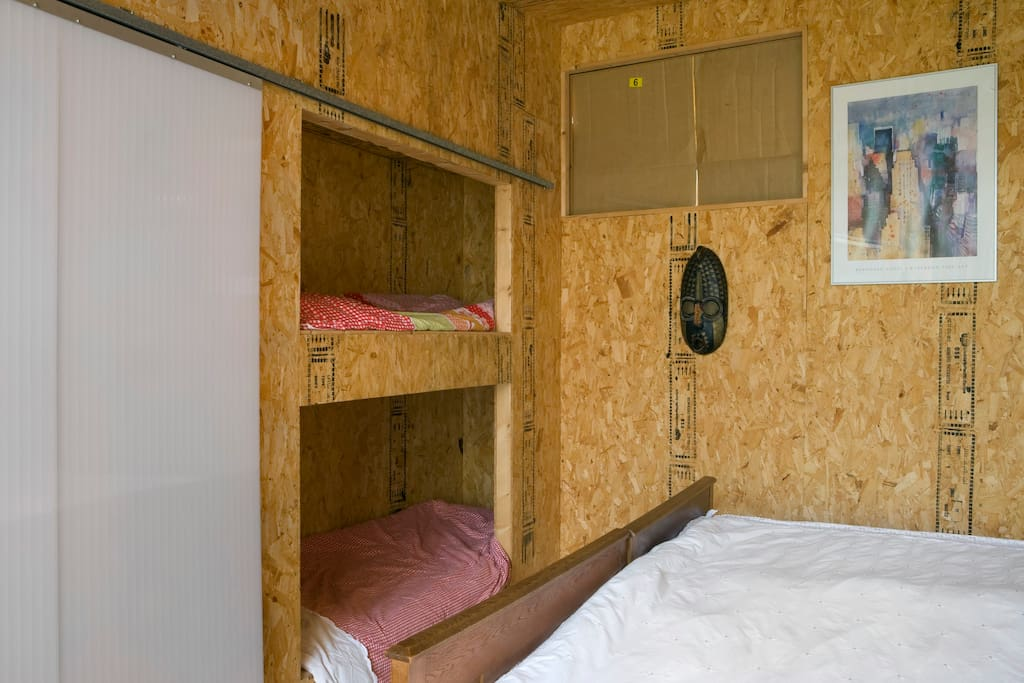 The bunkbed