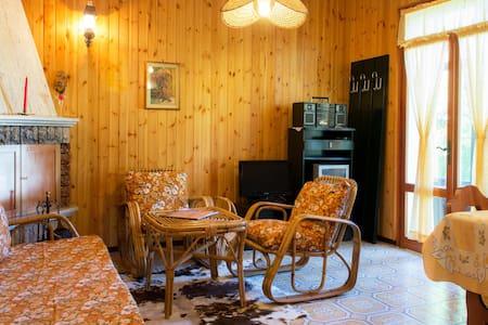 Grazioso appartamento con giardino - Lavarone - Dom