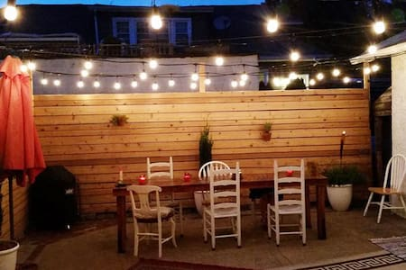 Cozy 1BD in Collingswood, NJ - Collingswood - Casa