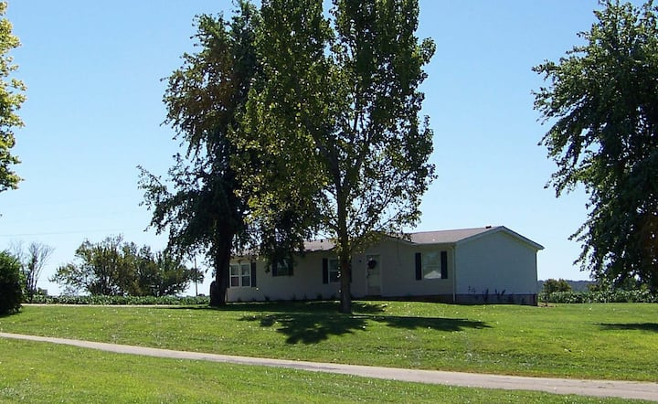 Vance House near Castor River-3BdRm