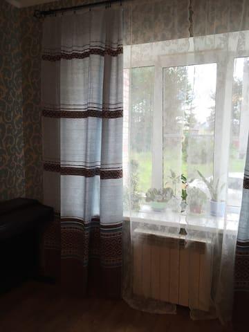 Просторная двухкомнатная квартира - Veliky Ustyug - Appartement