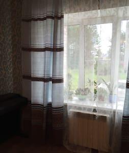 Просторная двухкомнатная квартира - Veliky Ustyug - Departamento