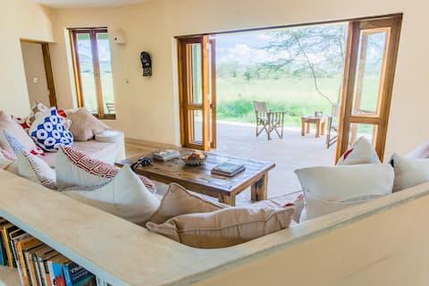 The Chui Cottage, Maasai Mara Kenya